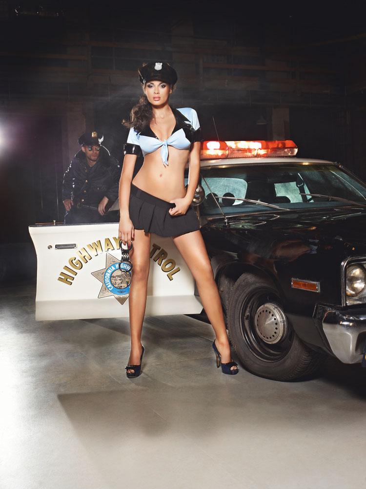 美國 Baci - Highway Patrol Set 追捕愛情 公路警察套裝 三件組 One Size