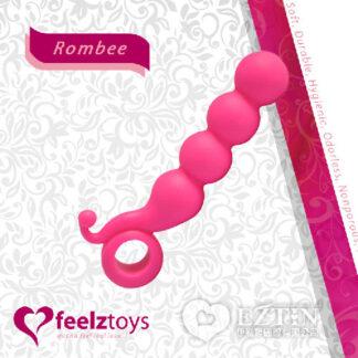 荷蘭 Feelztoys Rombee 羅曼蜂腰 羅比的棒棒糖-前後兩用 粉紅色 前後庭刺激器