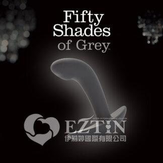 英國 Fifty Shades of Grey 格雷的五十道陰影 T型前列腺矽膠肛塞 初學者適用 Silicone Butt Plug