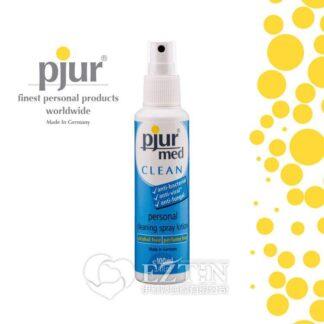 德國 Pjur MED CLEAN SPRAY 碧宜潤衛生清潔噴霧 100ml