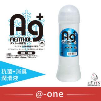 日本 @-one Ag+ Menthol AG 銀離子潤滑液 薄荷涼感 300ml